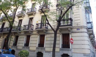 Madrid Calle de Lagasca