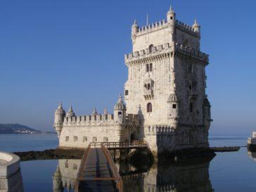 ancient architecture lisbon
