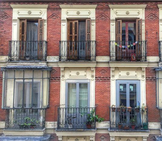 madrid apartments